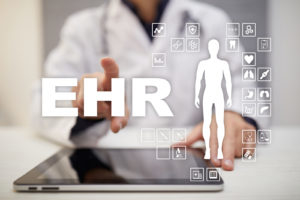 Meaningful use of EHR