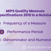 2019 mips quality measure specifications, mips by cms, mips 2019, cms quality measures, qualified registry for mips, QPP 2019